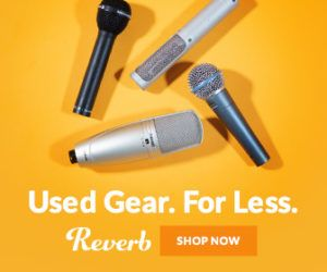 Used Gear. For Less. Reverb.