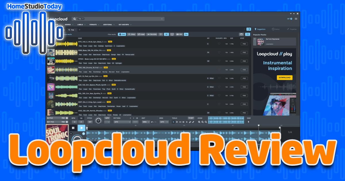 Loopcloud Review