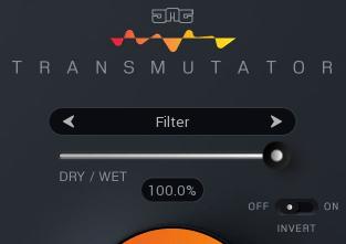 United Plugins Transmutator Review modes blend invert