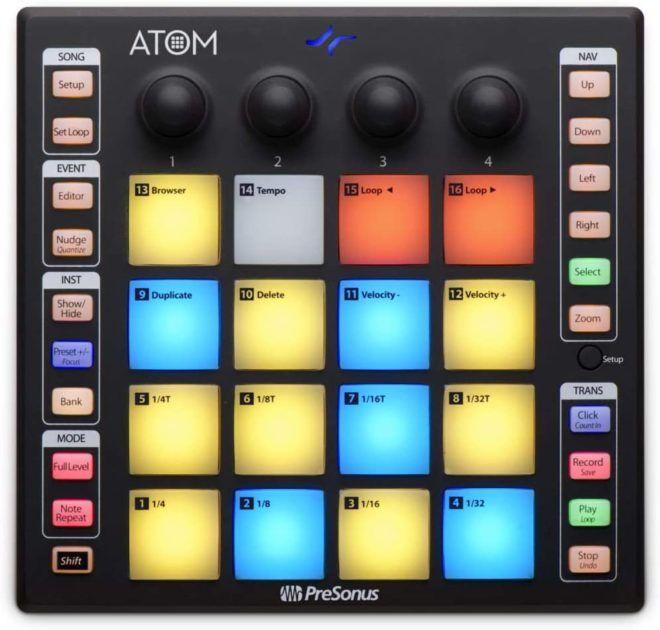 Best MIDI Drum Pads Example