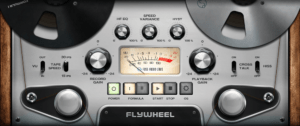 Fuse Audio Labs Flywheel Review main plugin image