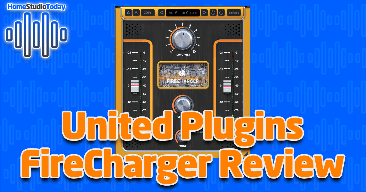 United Plugins FireCharger Review featured image