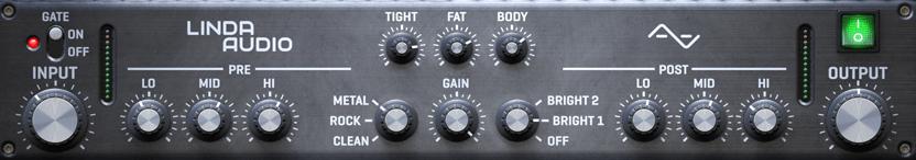 Linda RockStack Review amplifier