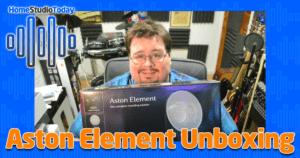Aston Element Unboxing