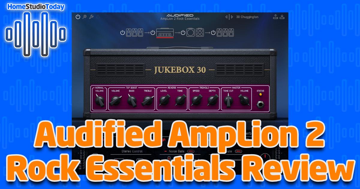 Audified AmpLion 2 Rock Essentials Review