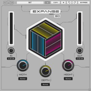 United Plugins Expanse 3D Review main plugin image