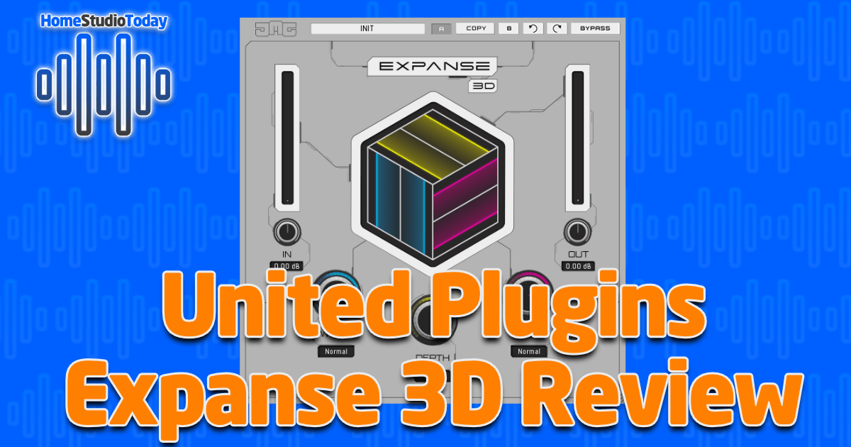 United Plugins Expanse 3D Review