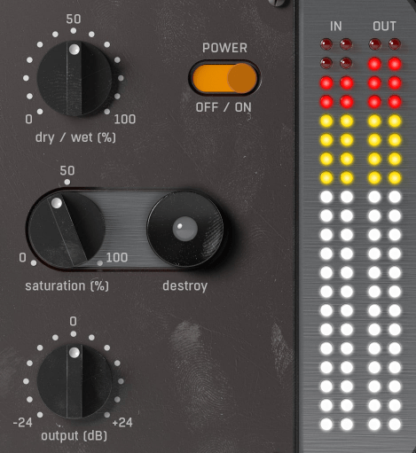 United Plugins Urban Puncher Review wet out vu saturation