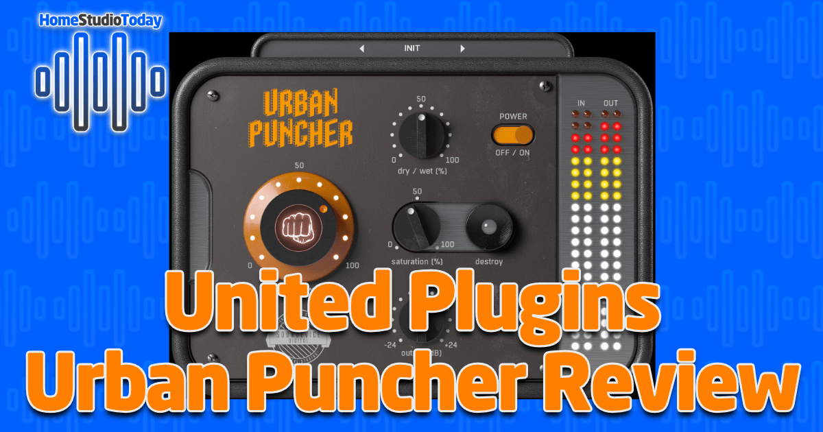 United Plugins Urban Puncher Review featured image