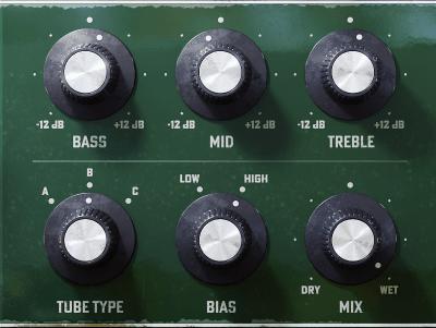 Black Rooster Audio Omnitec-67A Review EQ tube bias mix