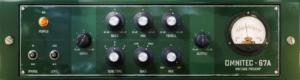 Black Rooster Audio Omnitec-67A Review main plugin image