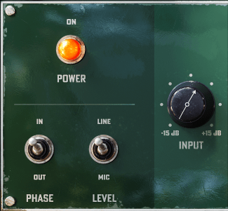 Black Rooster Audio Omnitec-67A Review power phase level input